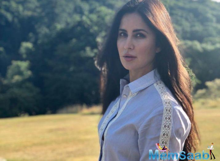 Last week, Katrina Kaif treated her fans with a picture from Malta, where she was shooting for her much-anticipated film Bharat.