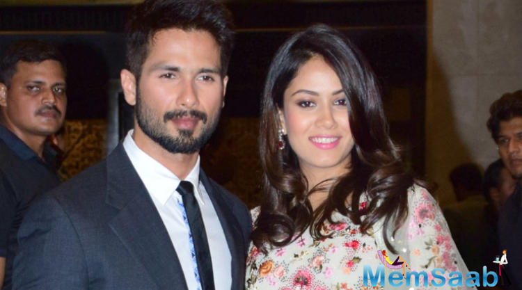 Shahid and Mira tied the knot on July 7 2015 and welcomed their first baby, Misha Kapoor on August 26, 2016.