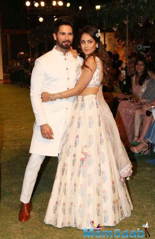 Shahid Kapoor and Mira Rajput have been blessed with a baby boy on Wednesday evening.