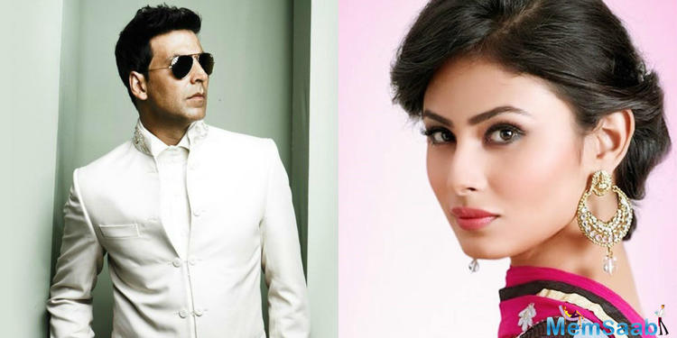 Mouni Roy, whom we last saw with Akshay Kumar in Gold, has started working on her next project – the John Abraham-starrer Raw.