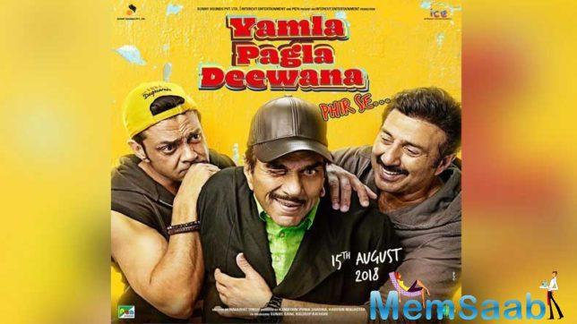 The film has turned out to be an out and out commercial disaster, what with a mere 10 crores coming in the first week.