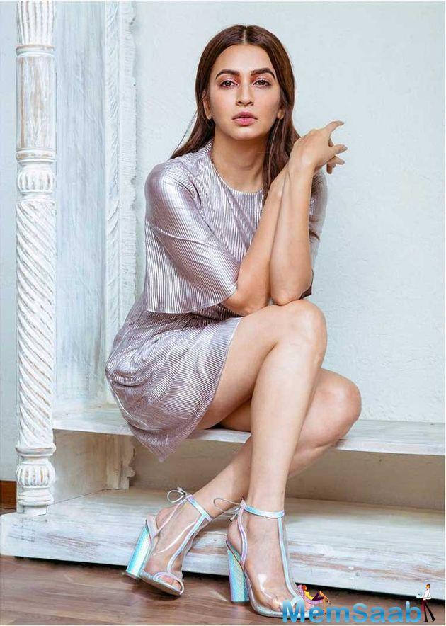 Kriti Kharbanda, who featured in the third instalment of the