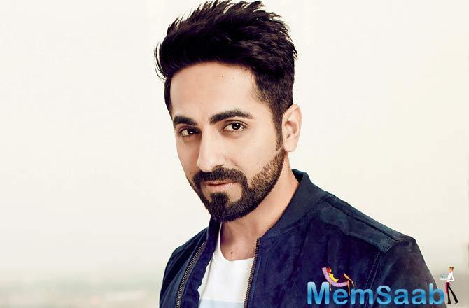 Apart from Badhaai Ho, Ayushmann Khurrana next will be seen in AndhaDhun.