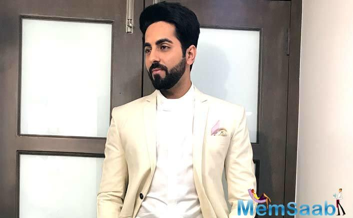 The trailer of Ayushmann Khurrana and Sanya Malhotra starrer Badhaai Ho is finally out. Both the leading stars have been building up the excitement for the film in the last few days.