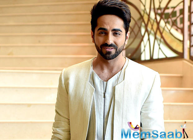 Ayushmann says he is always looks to reinvent himself and his next, Sriram Raghavan-directed