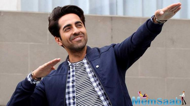 To perfect his role, Ayushmann decided he would not see any film, Indian or Hollywood, for reference.