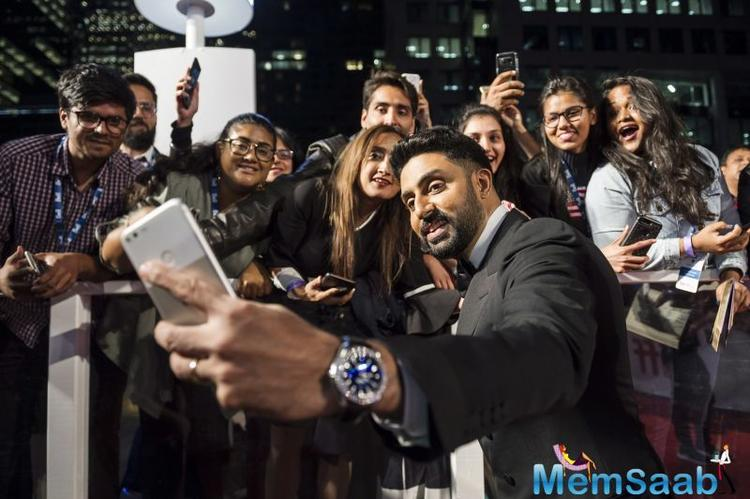 TIFF artistic director Cameron Bailey, introducing 'Manmarziyaan' to its first audience, described Kashyap as