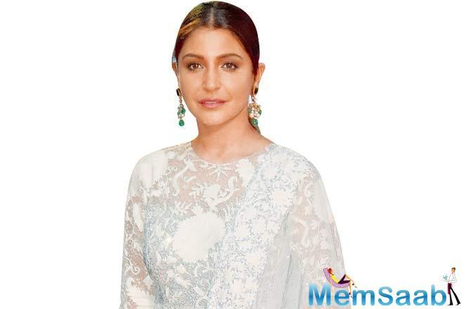 She may have had her share of glamorous roles, but Anushka Sharma says she often finds herself drawn to characters that have their roots in reality.