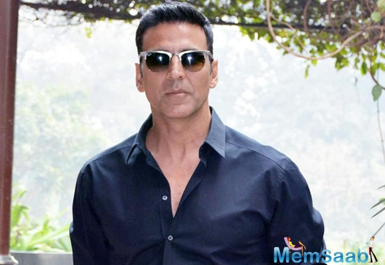After doing a series of socially driven films, Akshay Kumar will soon be seen in the fourth franchise of Sajid Khan directional Housefull playing two different characters in two different eras.