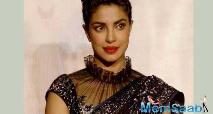 Priyanka revealed through an ad campaign recently that she's asthamatic. The actress took to Twitter where she spoke about how asthama did not stop her from achieving the highs in her career.