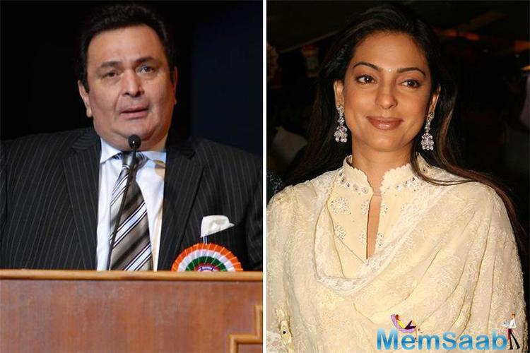 Long-time collaborators Rishi Kapoor and Juhi Chawla are set to reunite on screen after over two decades for a family comedy.