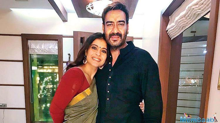 Last evening, Ajay Devgn sprung a shocker by sharing wife Kajol's number on social media.