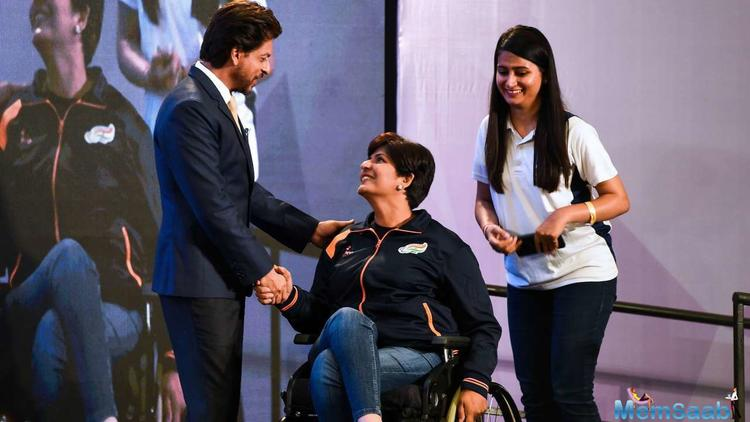 But he found inspiration in Para-athlete Deepa Malik, a discus star, and other such athlete's life stories which made him understand that life is not meant for giving up.