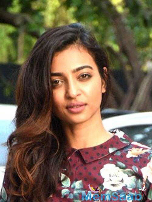Radhika Apte's intriguing looks from the Baazaar trailer has left the audience glued to her varied charismatic looks.