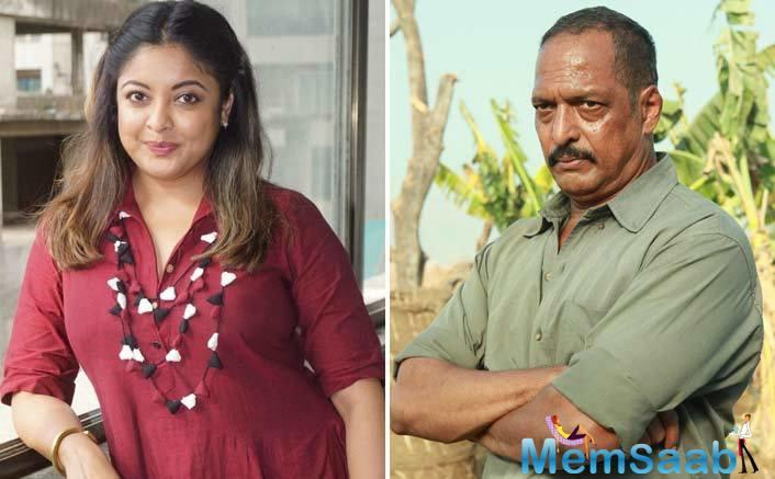 While twitteratis backed the actress, B-town kept mum on her accusations. After all this while, now Nana Patekar has finally broke his silence on the whole issue.
