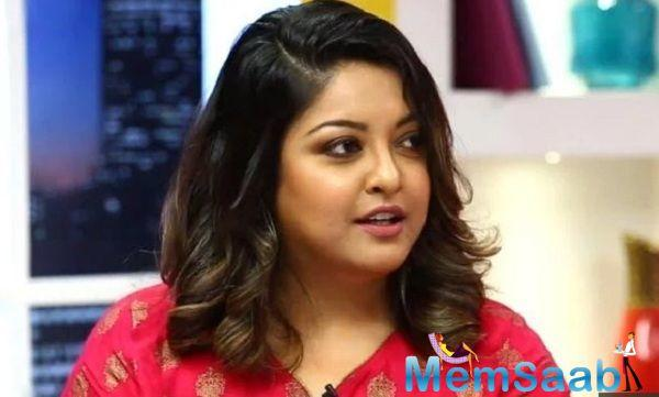 Tanushree Dutta debuted in Bollywood with Aashiq Banaya Aapne. What people remember most about that film is Himesh Reshammiya's nasal singing and Dutta's bold scenes with Emraan Hashmi.