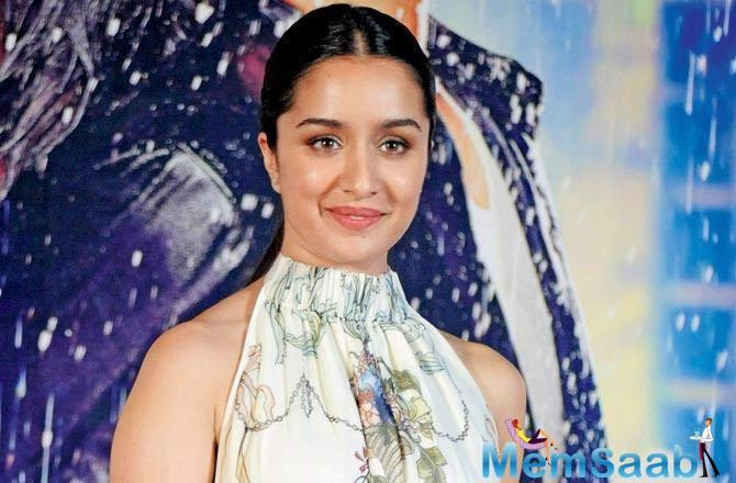 Shraddha said Tripathi is not only an amazing actor but also a great human being.