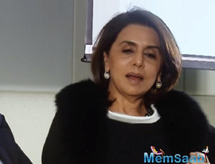 Neetu Kapoor, who couldn't attend the funeral of her mother-in-law Krishna Raj Kapoor, says she will always hold a special place in her heart.