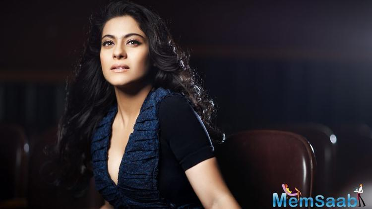 """Kajol says, """"He has just recently joined Instagram so that was a shocker. He has a great sense of humor and it's evident at any given day and time. You don't get that older judgmental feel from him or  his films."""""""