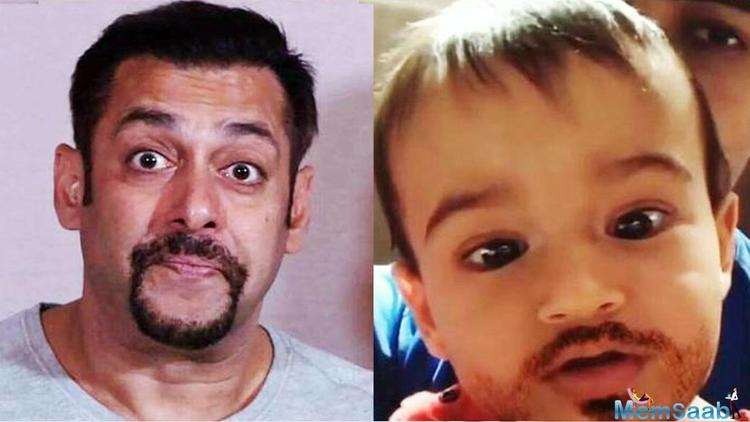 During Sultan, Ahil had punched Salman. Do we expect something for Loveyatri too?