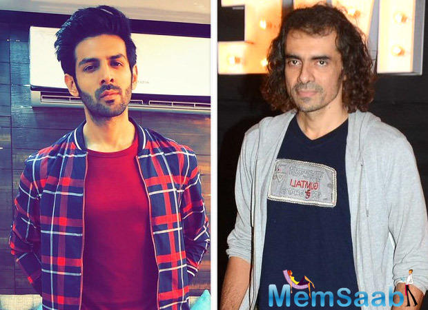Not very long ago, Imtiaz Ali had stated that he has been working on multiple scripts and this film with Kartik Aaryan will the first step.