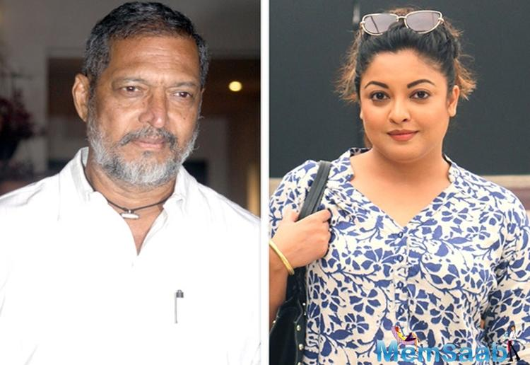 Dutta has said that Patekar had harassed her during the shooting of a film in 2008 and she had spoken out about the incident but nothing happened and she was even thrown out of the film.
