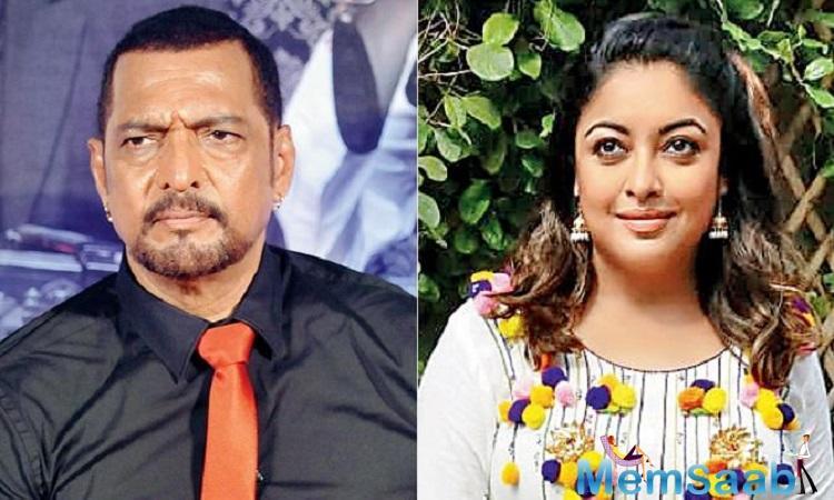 Patekar, who was shooting for upcoming film Housefull 4 in Jodhpur with actors Akshay Kumar, Kriti Sanon and others, returned to Mumbai on Saturday.