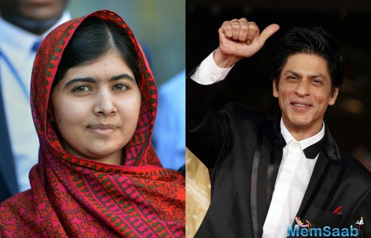 In 2017, Yousafzai met Bollywood star Priyanka Chopra, who was in absolute awe of her.