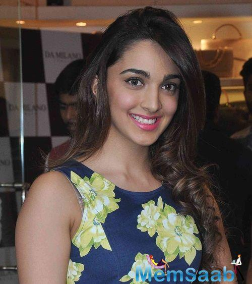 """Kiara Advani has been offered an interesting part in Batla House, and she likes the script. If things work out between her and the makers, she will be on board soon,"" the source reveals."