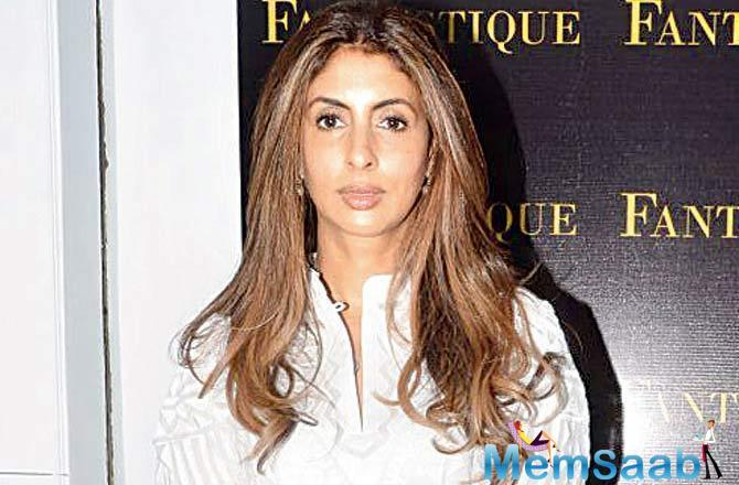 Shweta Bachchan Nanda has joined the long list of celebrities who have voiced their support for the women survivors of the #MeToo movement.