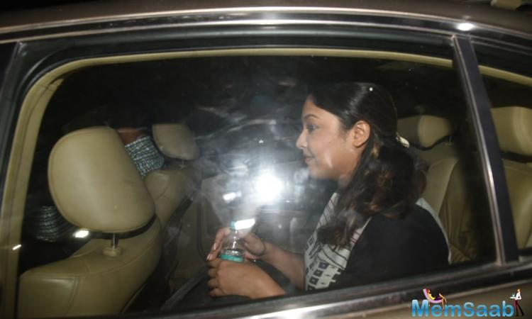 Tanushree alleged that Patekar had misbehaved with her on the sets of 'Horn Ok Pleasss' in 2008 while shooting for a special dance number for the movie.