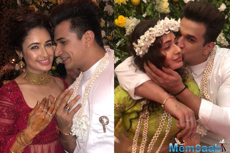 They met during their stint on Bigg Boss 9 and fell in love.