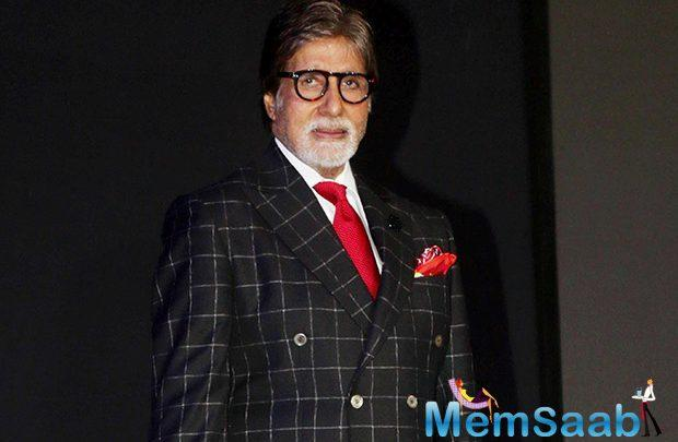 In the wake of a many B-town bigwigs being accused sexual harassement, Bachchan opined that no woman should ever feel uncomfortable in her workplace.