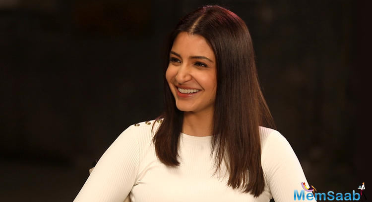 """""""Anushka along with her brother have shown that they will push the envelope and break new grounds with every piece of content that comes out of their production house."""