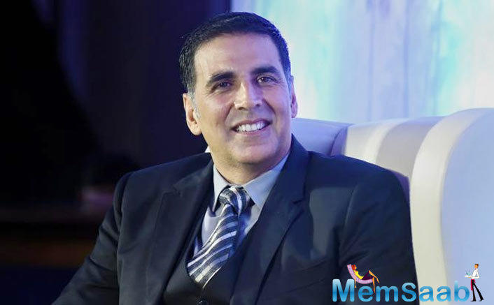 """""""We are truly delighted that Akshay has agreed to be the showstopper this year and grace the event with his star presence,"""" Ramesh Somani, Founder and CEO Exhibit Magazine, said in a statement."""