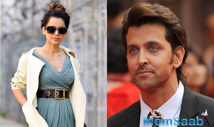 Kangana Ranaut, who has taken off for Maheshwaram, Telangana, for the shoot of Manikarnika: The Queen Of Jhansi, before leaving Mumbai, launched a fresh attack on Hrithik Roshan, saying that no one should work with him in the industry.