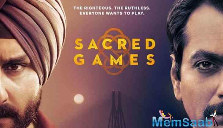 With mounting pressure from the raging MeToo movement, the sequel to Netflix's Sacred Games is likely to be dropped altogether.