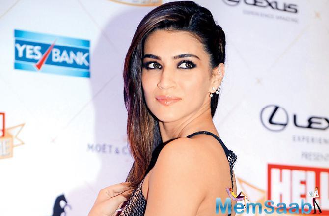According to Kriti, any story without proper identification can