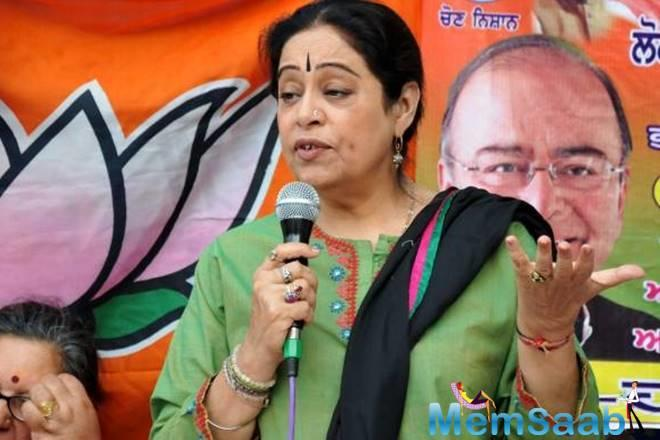 Kirron Kher said that every organisation should follow the Vishakha Guidelines to curb sexual harassment at workplaces.