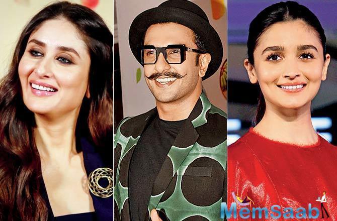 Karan Johar has pulled off a casting coup for his next, Takht - the period drama features Kareena Kapoor Khan, Ranveer Singh, Alia Bhatt, Vicky Kaushal, Bhumi Pednekar, Anil Kapoor and Janhvi Kapoor.