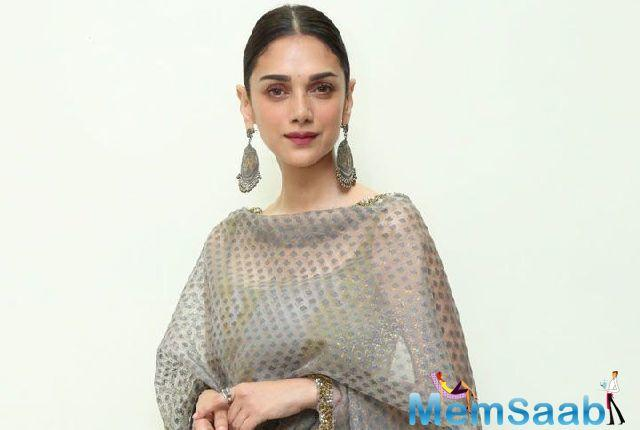 Slow clap for the dizzying heights of hypocrisy... People who are clearly guilty of major harassment giving gyaan on the #MeTooIndia movement... Aditi Rao Hydari (@aditiraohydari) October 12, 2018