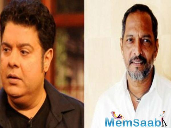 We all know that Housefull 4 producer Sajid Nadiadwala has decided to sack director Sajid Khan and actor Nana Patekar, but it isn't for the reasons you may think.