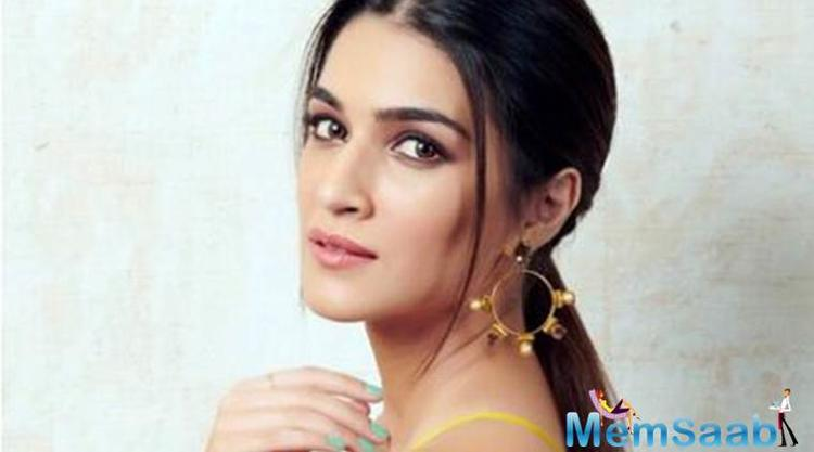 Kriti Sanon is part of Housefull 4, which was earlier directed by Sajid Khan, who has been accused of sexual misconduct.