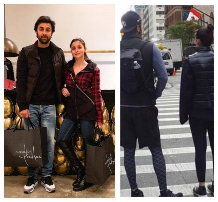 On the work front, Alia Bhatt and Ranbir Kapoor are currently shooting for Ayan Mukerji's next flick, Brahmastra, along with Amitabh Bachchan.