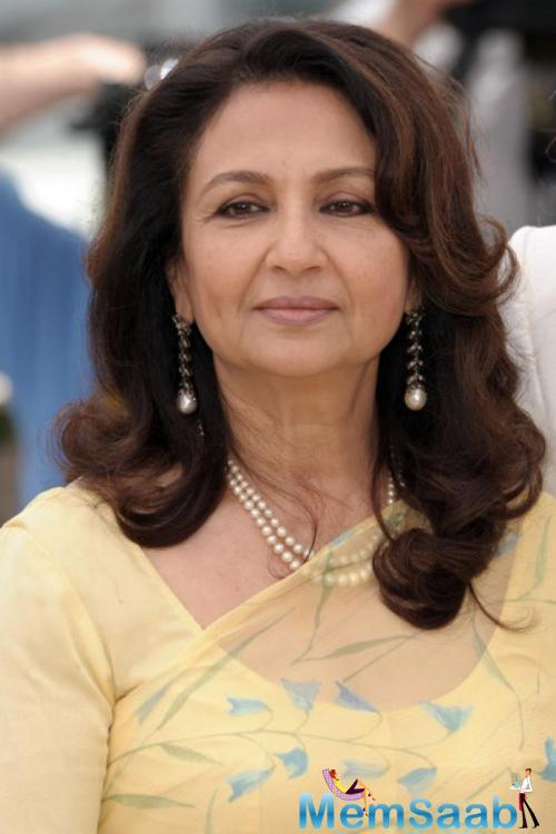 Sharmila has spoken out in support of how the third edition of the Lux Golden Rose Awards, to be held later this year, has extended its stage to the global movement for gender equality, UN's HeForShe.