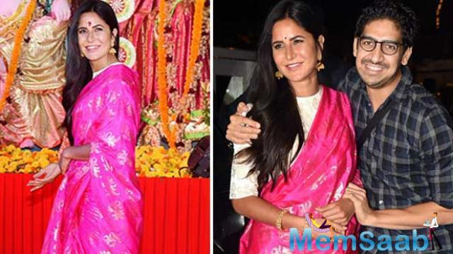 On the work front, Katrina Kaif is currently working for her next movies - Thugs of Hindostan and Bharat.