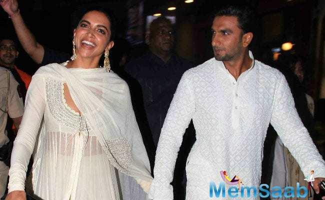 A Bollywood insider tells us that Deepika Padukone and Ranveer Singh's nuptials will be in Mumbai, and not in Italy as speculated.