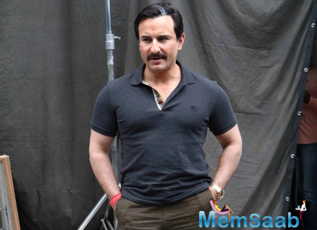 In what comes as a shocker, actor Saif Ali Khan reveals that we may not be seeing him on Season 2 of the show.