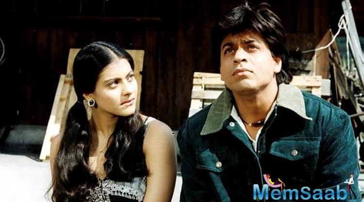 Aditya Chopra's maiden film as director, DDLJ released on October 19, 1995. It won 10 Filmfare Awards, including Best Film, Best Actor, Best Actress and Best Director at the 1996 edition of the ceremony.