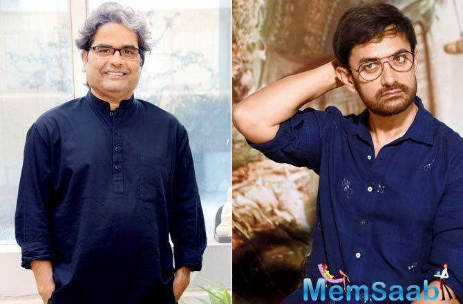 Bhardwaj, who has worked with Ajay Devgn, Saif Ali Khan and Shahid Kapoor in the past, says he needs an apt story to collaborate with top actors.